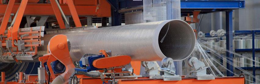 ПК «Стеклокомпозит» имеет собственную научно-исследовательскую лабораторию, осуществляющую строгий контроль входного сырья, технологического процесса и выпускаемой продукции. Специалисты компании осуществляют постоянный и профессиональный контроль проекта на стадии проектирования, монтажа и ввода эксплуатацию. Стеклопластиковые трубные системы FLOWTECH™ соответствуют ГОСТ Р 54560 и международным стандартам.